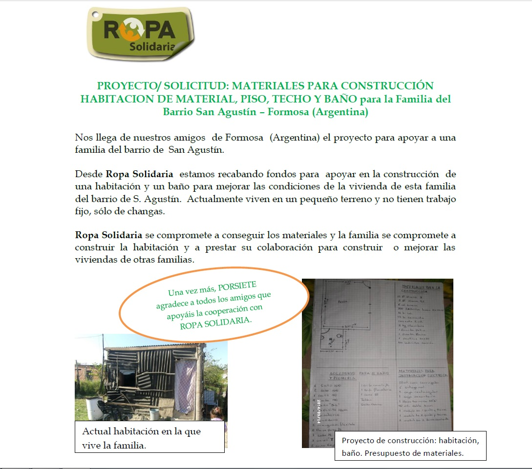 Proyecto Formosa