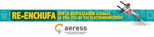 Re-enchufa Aeress