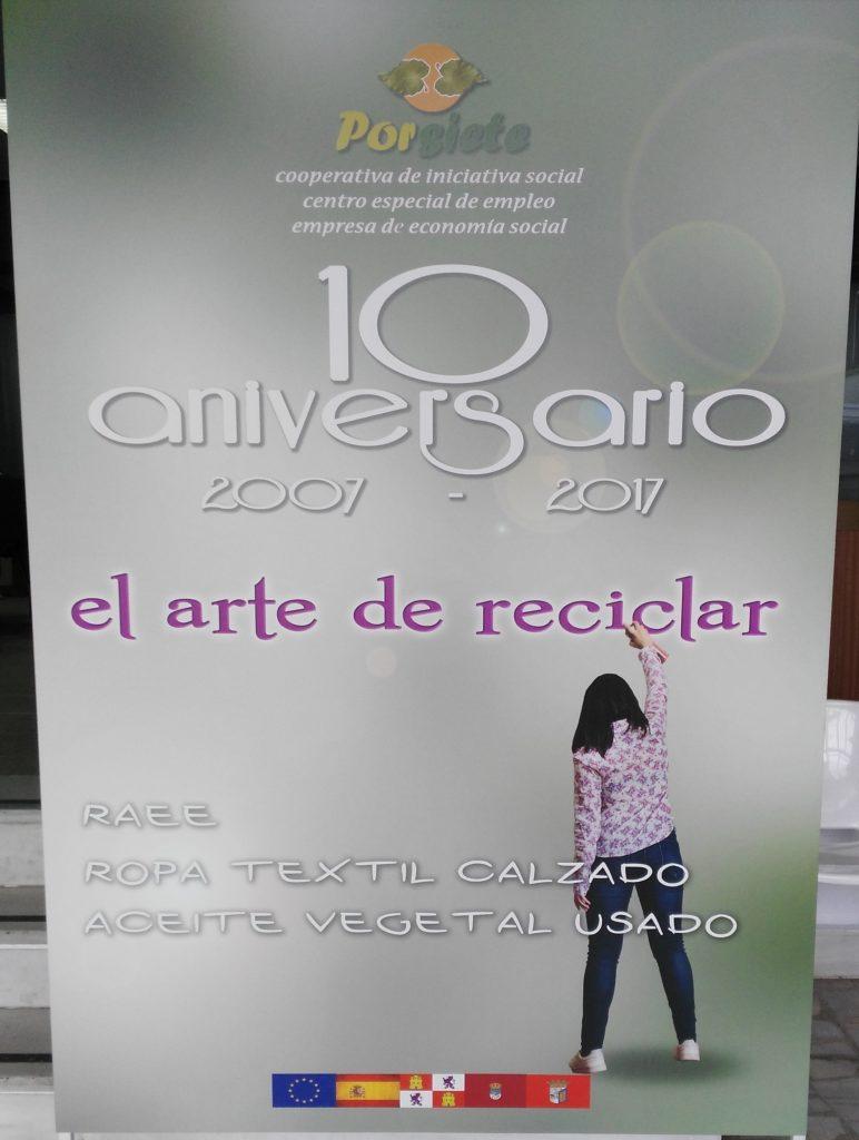 Cartel X Aniversario
